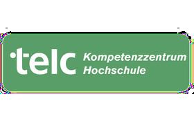 Telc-Logo Kompetenzzentrum Hochschule